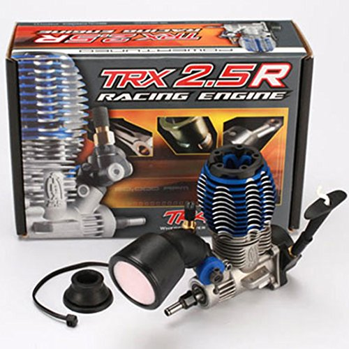 Traxxas 5207R TRX 2.5R Racing - Engine Racing