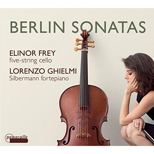 Berlin Cello Sonatas by Abel, ...