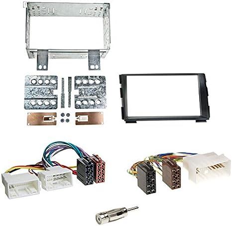 Installation Kit Double Din Car Radio 2 Din Double Din Elektronik