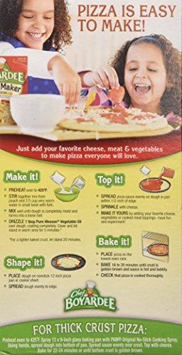 Chef Boyardee Pizza Kit, Pepperoni, 16.17 Oz (Pack of 3)
