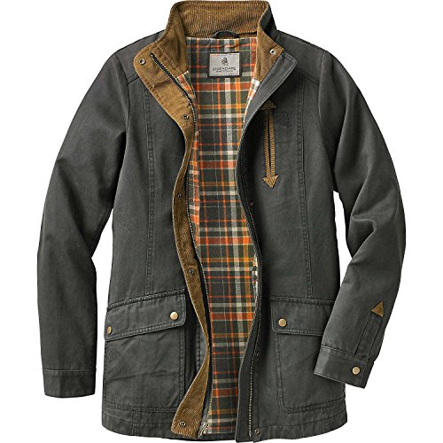 Legendary Whitetails Women's Saddle Country Shirt Jacket Tarmac - Ll Hunting Bean