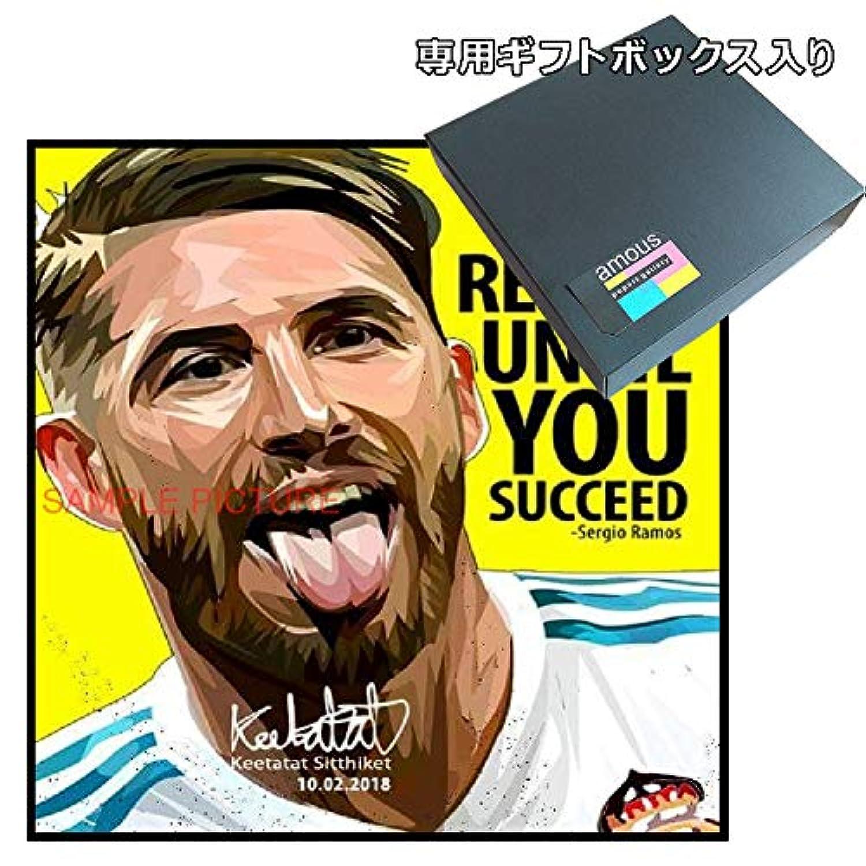 リオネル?メッシA FCバルセロナ 海外製 サッカーグラフィックアート 木製ポスター インテリア