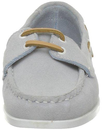US Polo Assn - Mocasines de terciopelo para mujer Azul (Bleu (Wat))