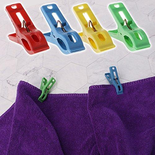 à Plastique Clips à Suspendus Linge en lessive Pince pièces de 20 Linge Pince Pinces épingles vêtements Dabixx Supports qwAtOxn4zS