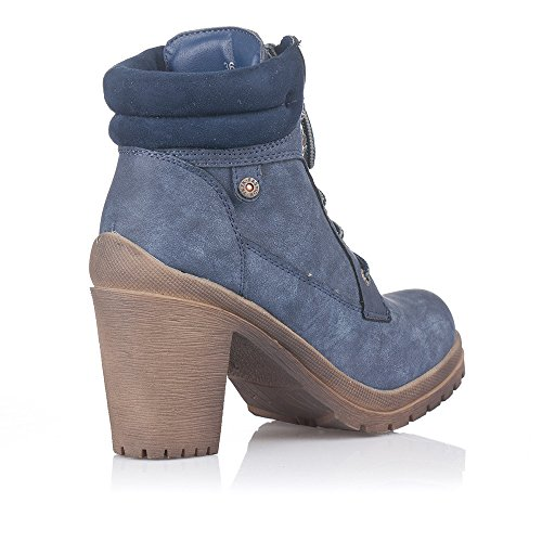 Rafraîchir Blue Blue Femme Bottes