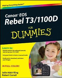 rebel t3 manual