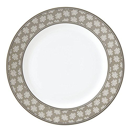 Dinner Knot (Lenox Neutral Party Knot Dinner Plate)