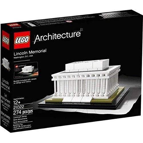 LEGO Architecture Lincoln Memorial - 21022.