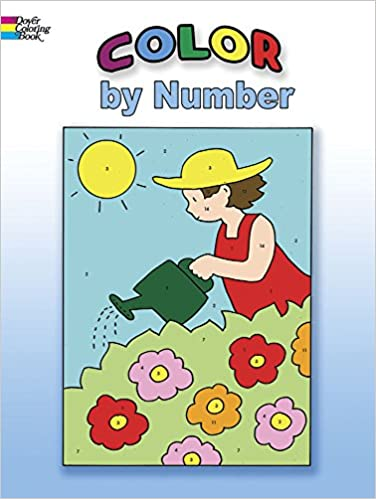Color by Number (Dover Coloring Books): Winky Adam, Coloring Books ...