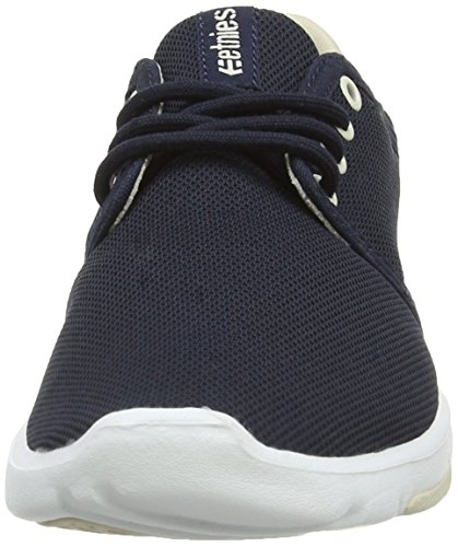 Etnies Womens Scout Sneaker Navy/Tan/White clearance find great clearance discounts outlet with paypal order online where to buy really sale online YwttqimN