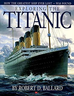 Buy The Discovery Of The Titanic Book Online At Low Prices In