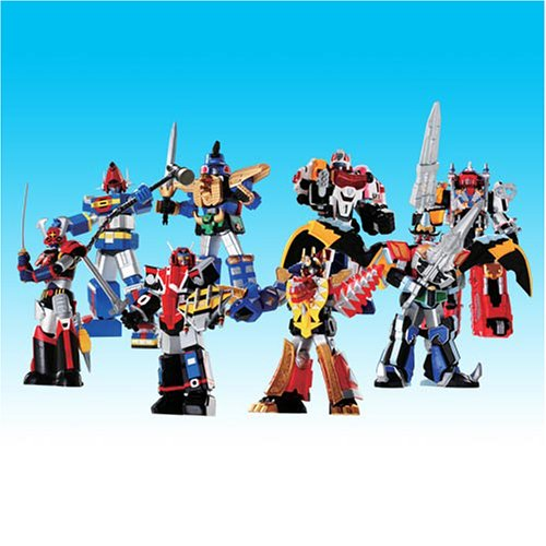 Super Modeling Soul Super Sentai Robot Archives 1 (BOX) (japan import)
