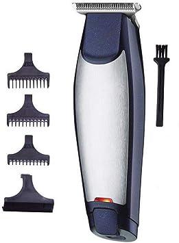 Hair clipper 0 Mm Recargable afeitadora eléctrica Recortadora de ...