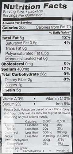 Stacys Pita Chips, Simply Naked, 1.5 Ounce