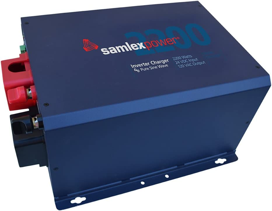 Samlex EVO-2224 DC to AC with Built-in Battery Charger