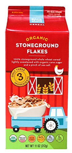 Back to the Roots Organic Stoneground Flakes (Pack of 1)