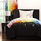 Crayola Cosmic Burst Comforter Set, Full/Queen