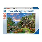 Ravensburger Tranquil Countryside Jigsaw Puzzle (3000-Piece)