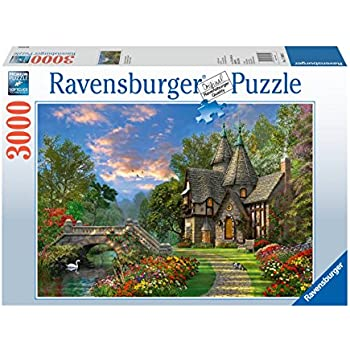 ravensburger oceanic wonders 3000 piece puzzle toys games. Black Bedroom Furniture Sets. Home Design Ideas