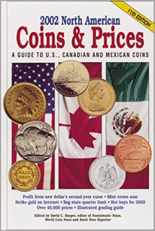 North american coins & prices: a guide to u. S. Canadian and.