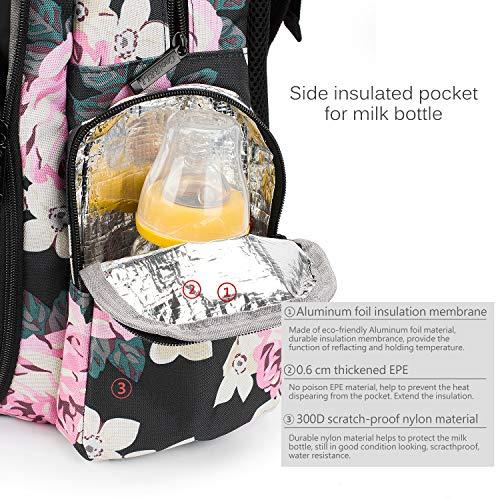 Amazon.com: Coolbell 8715 - Mochila para pañales de bebé: Baby