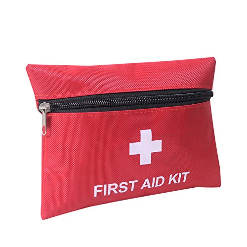 Outdoor First Aid Kit Ultralight SOWOKO Portable Small Emergency Medical Survival First Aid Bag. Best for Hiking, Camping, Travel, Car & Cycling 43 Pieces