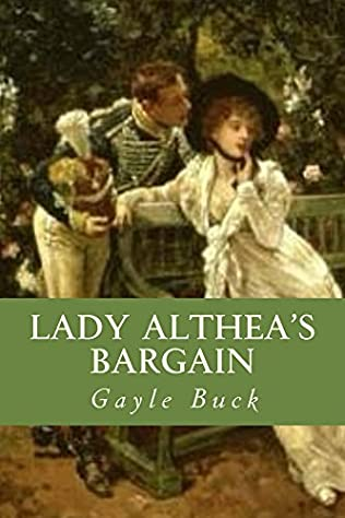 book cover of Lady Althea\'s Bargain