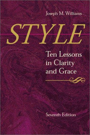 Style: Ten Lessons in Clarity and Grace (7th - Hut Style