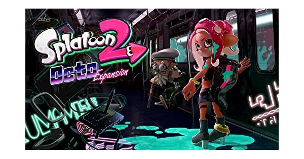 Amazon.com: Splatoon 2: Octo Expansion - Nintendo Switch ...