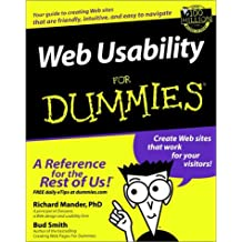 Web Usability For Dummies