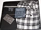 Perry Ellis Portfolio Men's Sleep Set Black/grey Size Medium