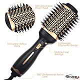 Hot Air Brush ,Hair Dryer Brush, Professional Hair