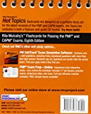 Rita Mulcahys Hot Topics Flashcards for Passing the PMP and CAPM Exams