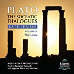 The Laws: The Socratic Dialogues Late Period, Volume 2   Plato