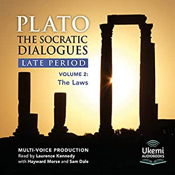 Amazon com: The Laws: The Socratic Dialogues Late Period
