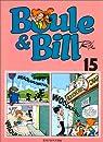 Boule et Bill, tome 15 par Roba