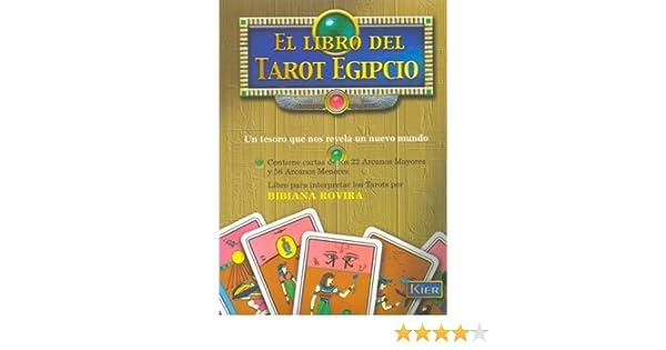 El Libro Del Tarot Egipcio (Pronostico Mayor): Amazon.es ...