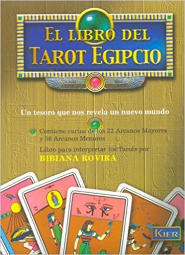 El Libro Del Tarot Egipcio (Pronostico Mayor): Amazon.es ...
