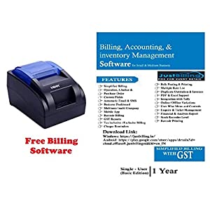hoin kiosk usb thrermal Printer