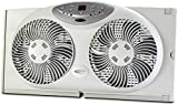 Bionaire Pure Indoor Living Digital Window Fan