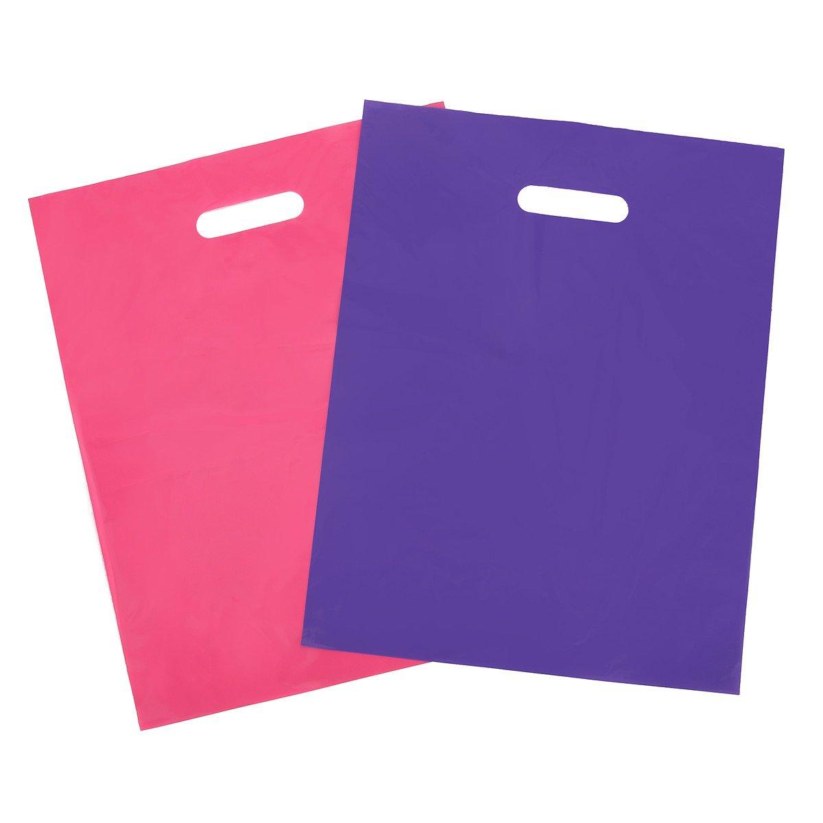 Amazon.com: 100Bolsas 12x15plástico color ...