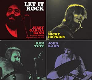 Jerry Band Garcia The Jerry Garcia Collection Vol 2