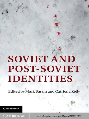 Download Soviet and Post-Soviet Identities Pdf