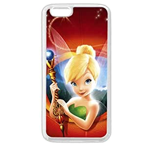 "UniqueBox Customized Disney Series Phone Case for iPhone 6+ Plus 5.5"", Lovely Cartoon Tinker Bell iPhone 6 Plus 5.5"