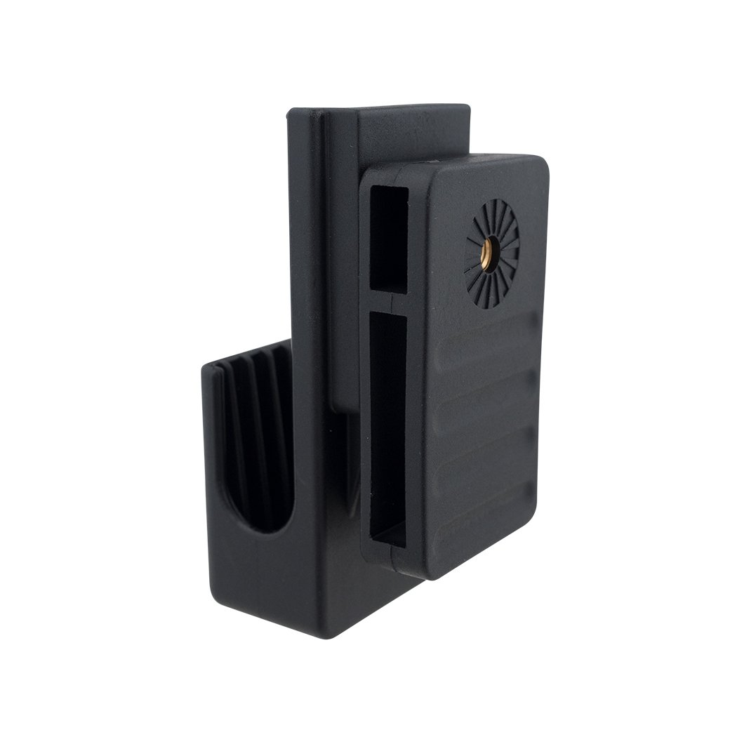 Black Scorpion Outdoor Gear USPSA Thunderbolt Pistol Magazine Pouches Combo, Black, by Black Scorpion Outdoor Gear (Image #3)