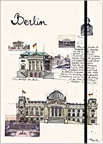 berlin travel journal large teneues verlag. Black Bedroom Furniture Sets. Home Design Ideas