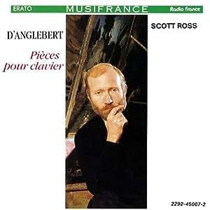 D'angelbert: Pieces Pour Clavier