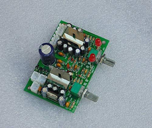 (DP-iot TEA2025B 2.1 6W+6W+12W 3-Channel Subwoofer Amplifier Board DC 5V-12V)