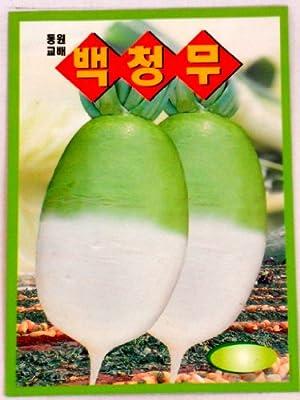 Radish Seeds Korean.2 Pack(4grams-each)