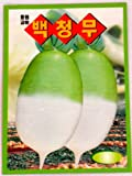 buy Radish Seeds Korean.2 Pack(4grams-each) now, new 2018-2017 bestseller, review and Photo, best price $4.50